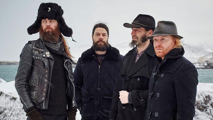 SÓLSTAFIR - auch 2019 auf Tour in Europa
