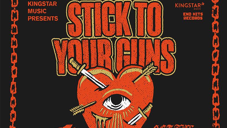 Stick To Your Guns Hamburg