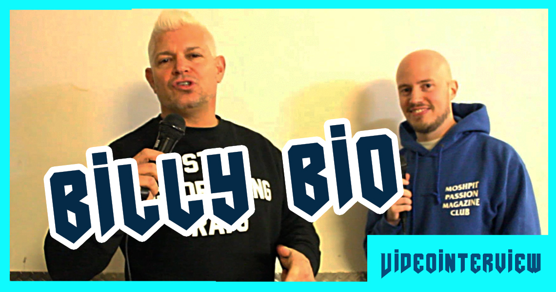 Billy Graziadei – Interview über Billy Bio