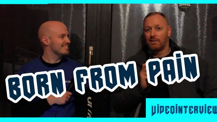 Born From Pain – Das Interview