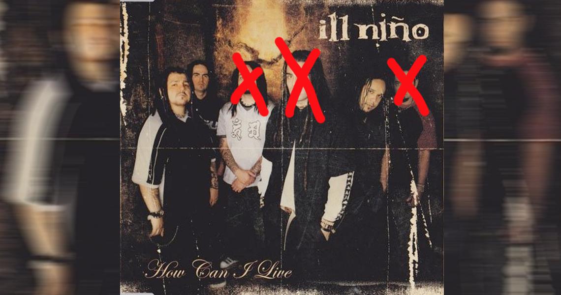 ILL NIÑO – Neues Line up