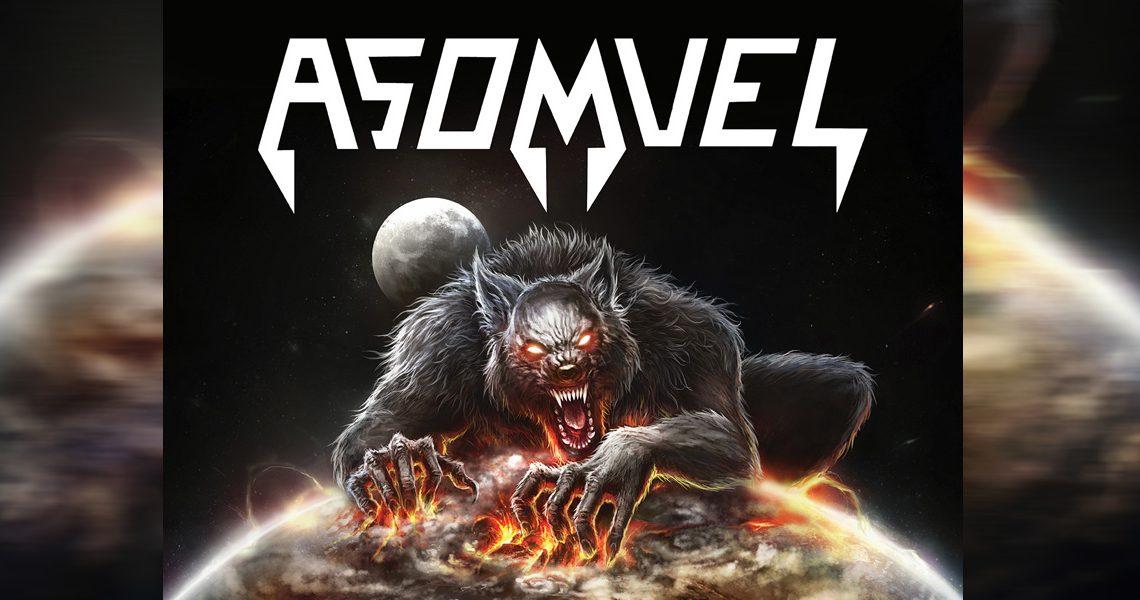 """ASOMVEL – """"World Shaker"""""""