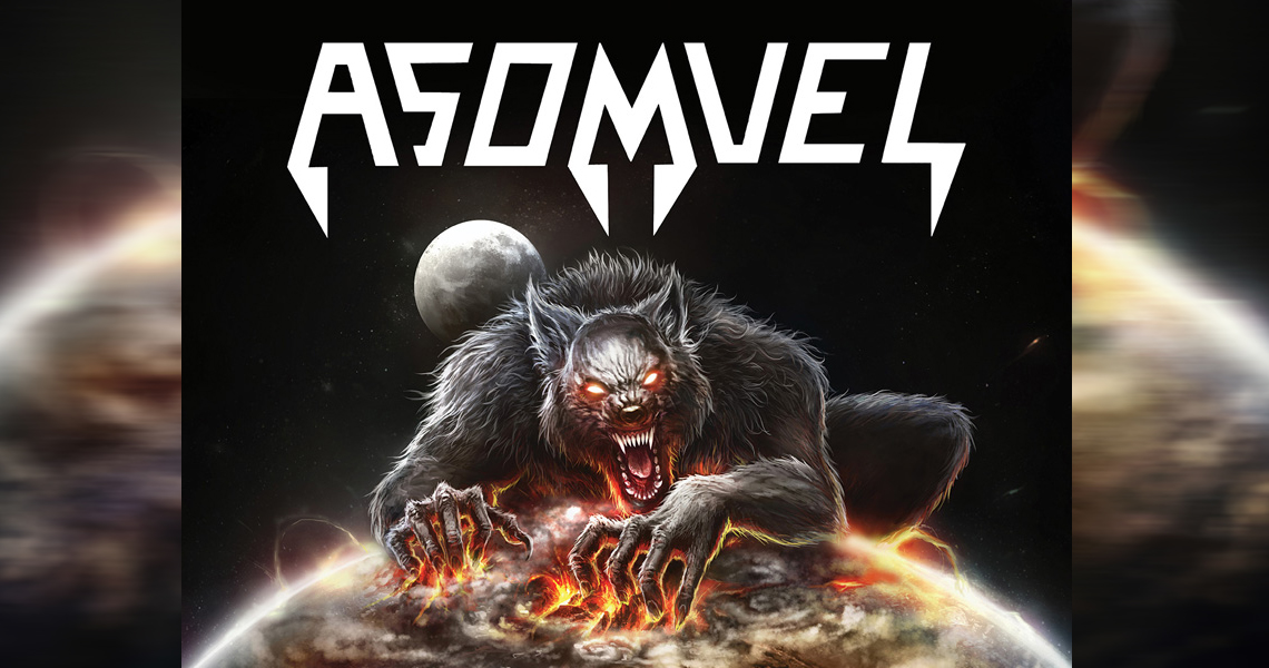 "ASOMVEL – ""World Shaker"""