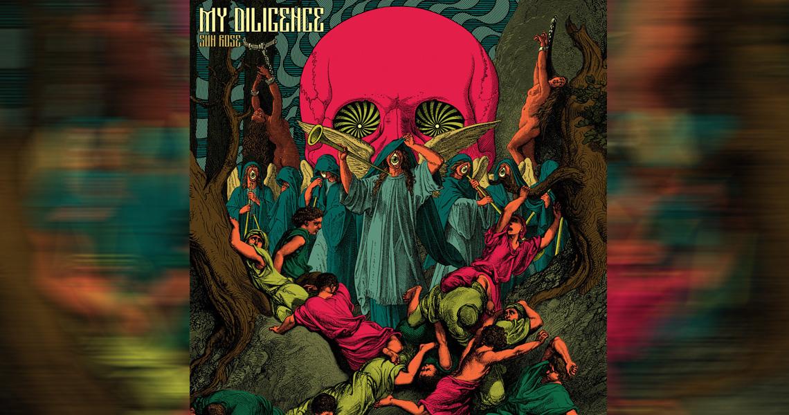 "My Diligence – ""Sun Rose"""