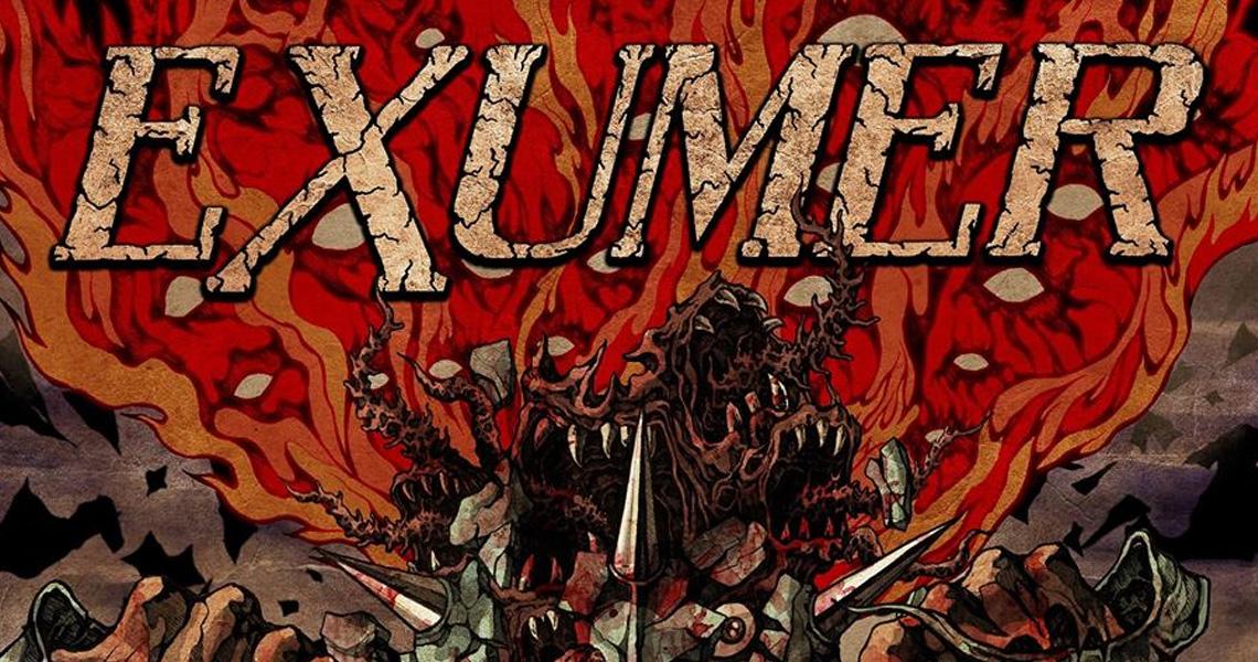 """Exumer – """"Hostile Defiance"""""""