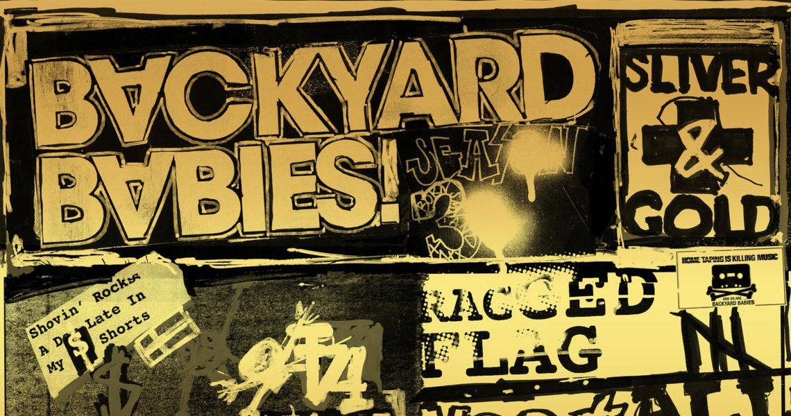 BACKYARD BABIES auf Tour zum Album
