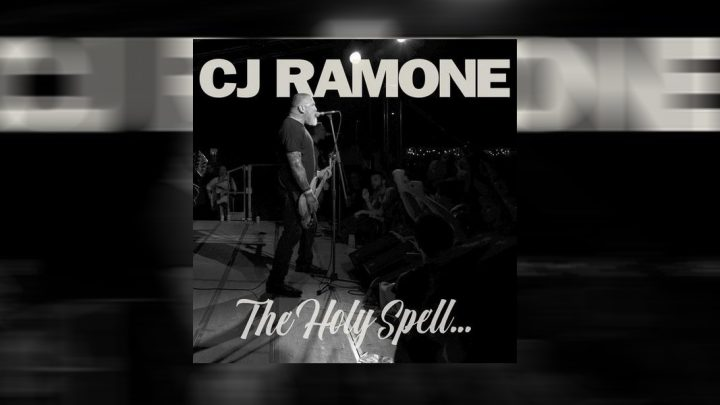 "CJ Ramone – ""The Holy Spell"""