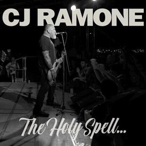 "cj-ramone-tCJ Ramone – ""The Holy Spell"""