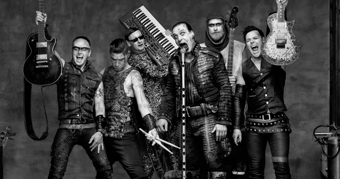 Rammstein – Cover, Albumtitel