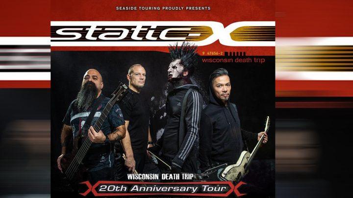 "Static-X – ""Wisconsin Death Trip"""