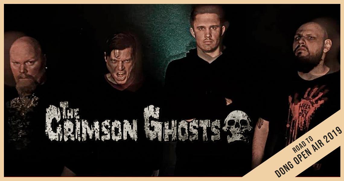 The Crimson Ghosts sprechen