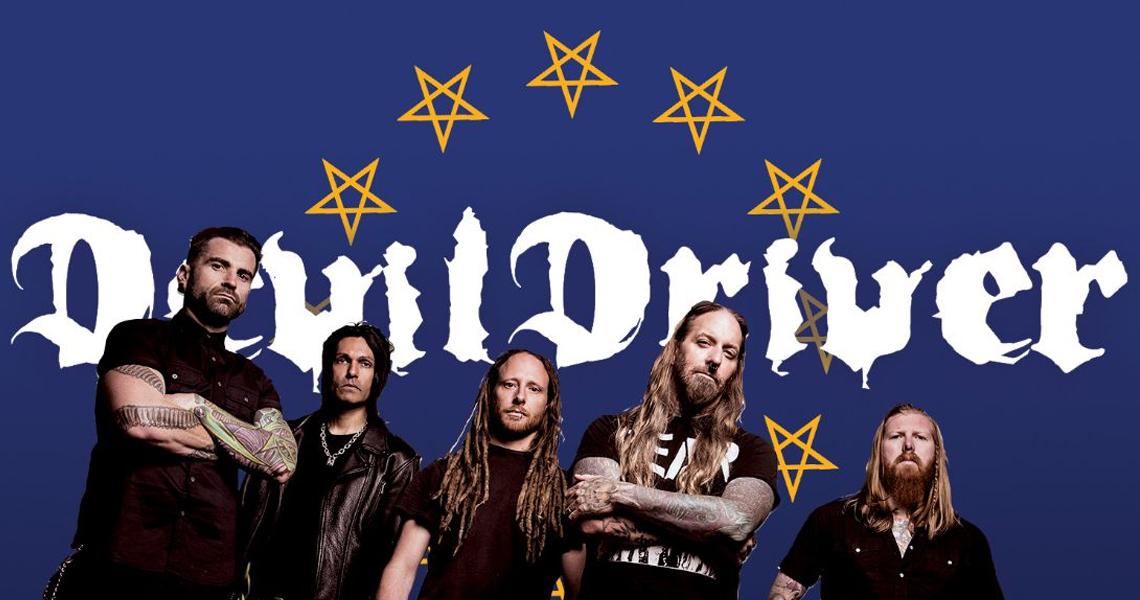 DevilDriver – Im Spätsommer