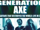"Generation Axe – ""The Guitars That Destroyed The World"