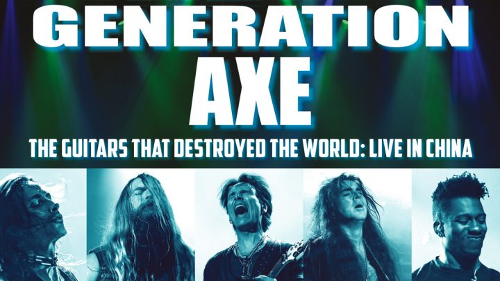 """Generation Axe – """"The Guitars That Destroyed The World"""
