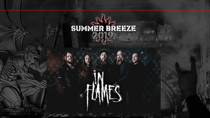 In Flames als Headliner beim Summer Breeze