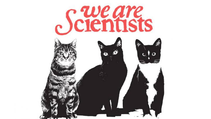 "We Are Scientists – ""With Love & Squalor"""