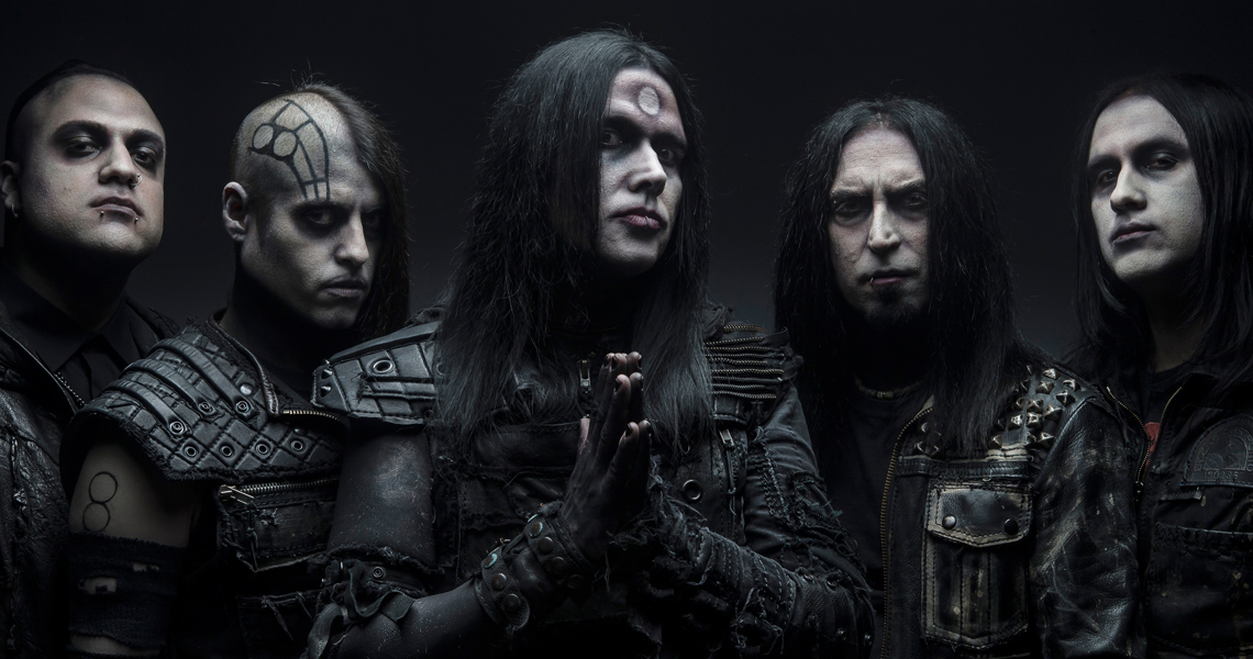 WEDNESDAY 13 – als Supportband