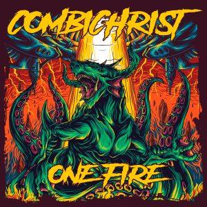 """Combichrist entfachen """"One Fire"""" (VÖ 07.06.2019)"""