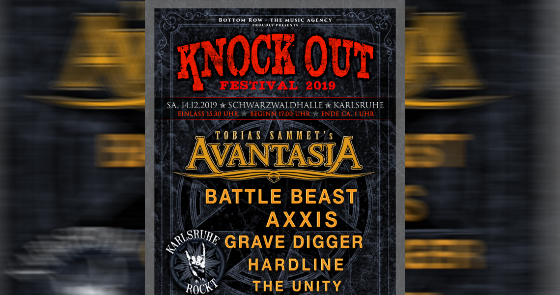 Knock Out Festival – Das Line-up