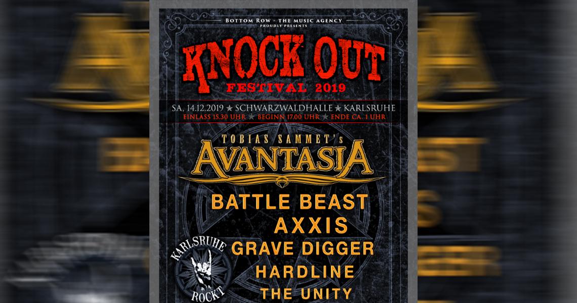 Knock Out Festival – Das Line-up