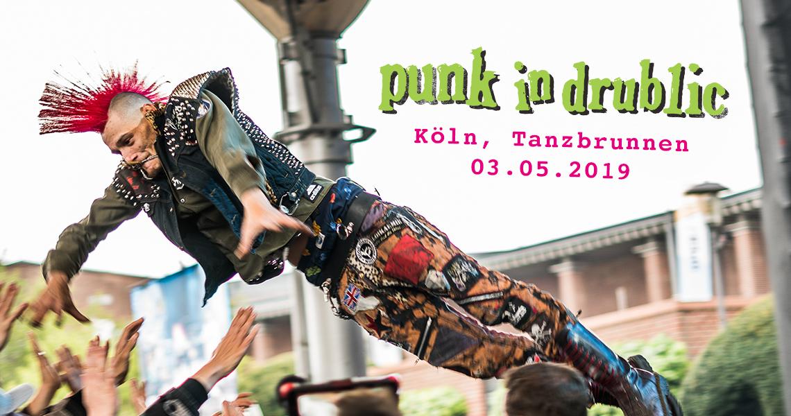 Punk in Drublic Festival