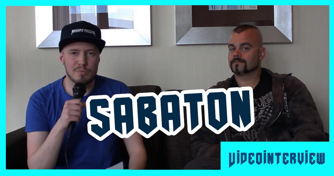 Sabaton Interview