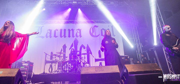 """LACUNA COILs neues Album """"Black Anima"""""""