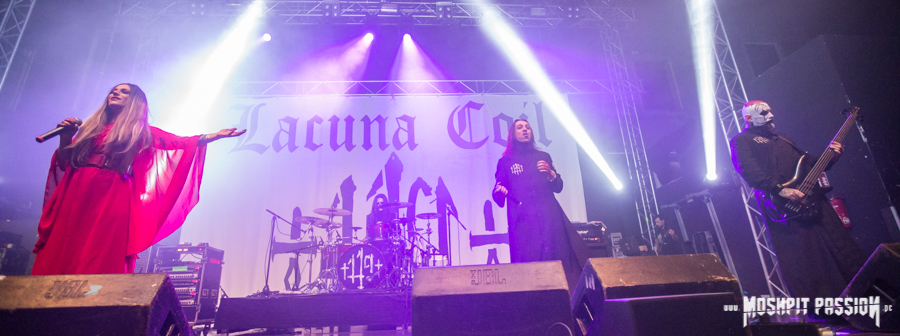 "LACUNA COILs neues Album ""Black Anima"""
