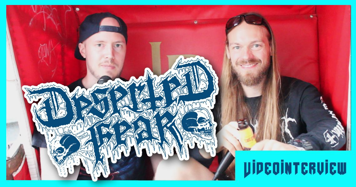 """Deserted Fear im Interview zu """"Drowned by Humanity"""""""