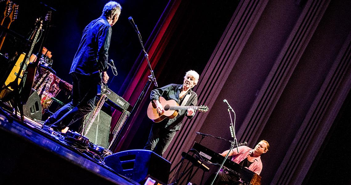 Graham Nash Konzert Essen Lichtburg