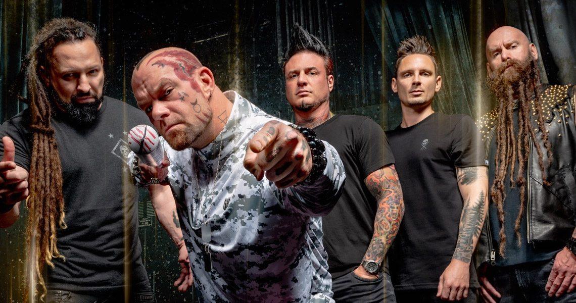 Five Finger Death Punch + Megadeth + Bad Wolves 2020 auf Tour