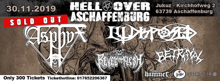 Hell Over Aschaffenburg