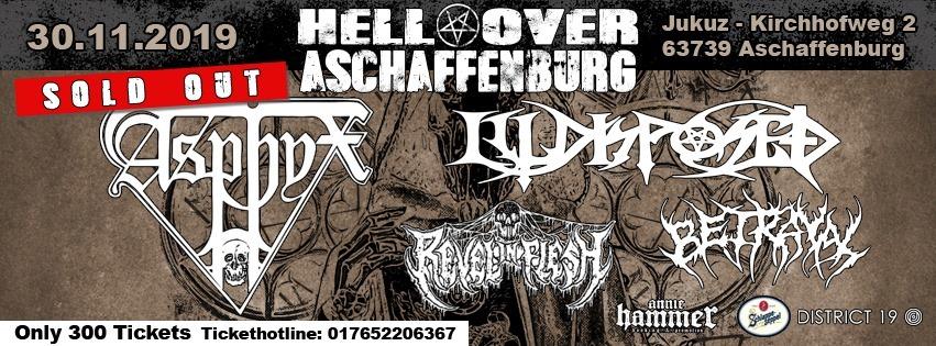 Hell Over Aschaffenburg
