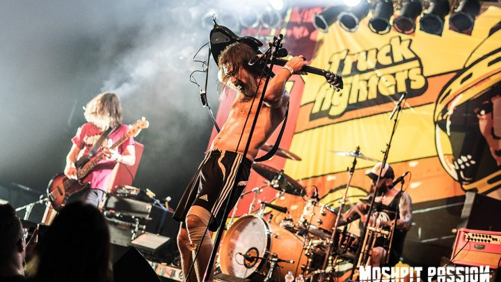 "Truckfighters – ""Gravity X"" live in Köln, Live Music Hall 13.10.2019"