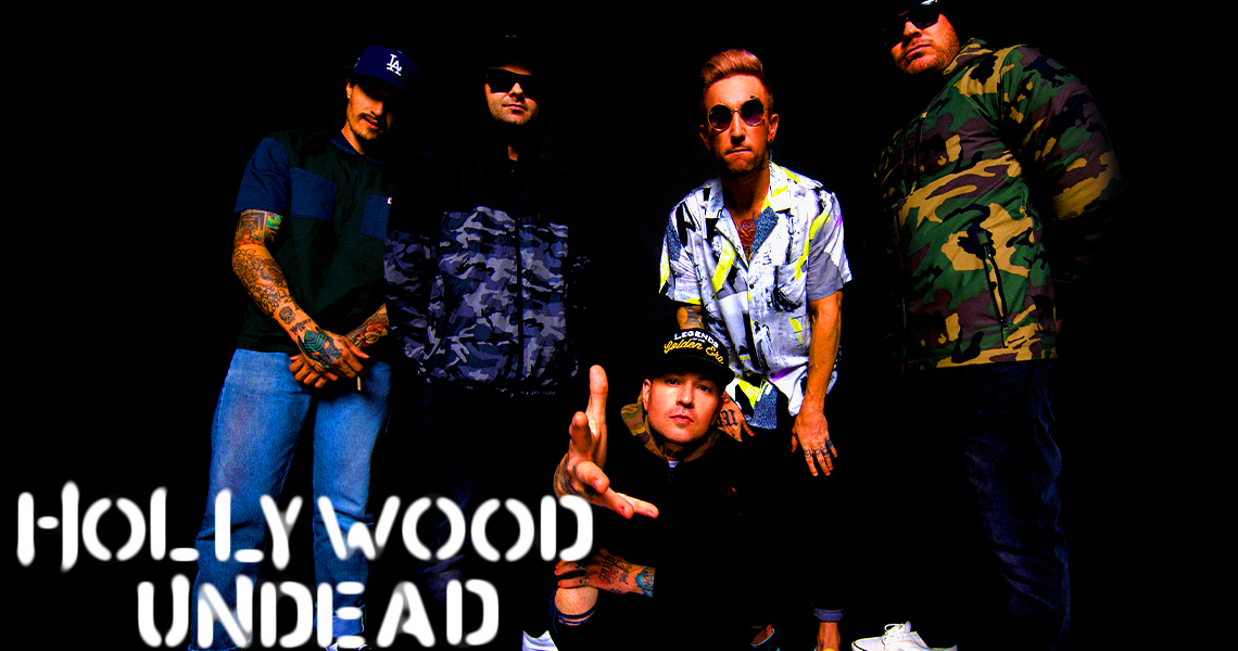 Hollywood Undead 2020