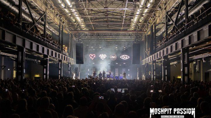 Stick to Your Guns-Palladium Köln, 16.11.2019