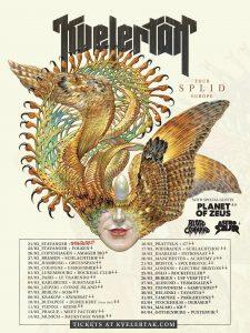 Slip-Europa-Tour