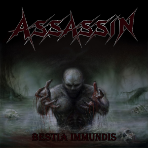 Assassin - Bestia Immundis - Cover