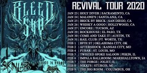 Revival Tour - Bleed The Sky