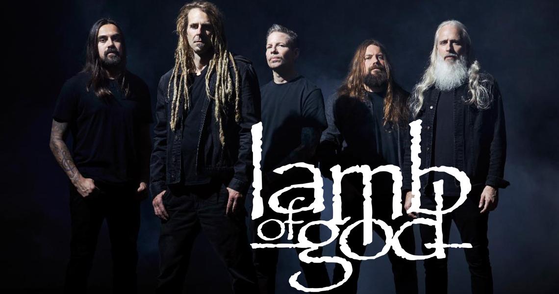 """Lamb Of God veröffentlichen erstes Lied """"Checkmate"""""""