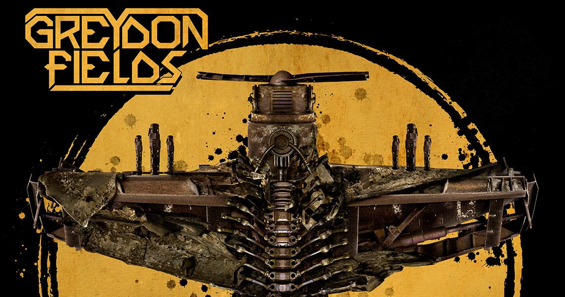 Greydon Fields - Warbird (VÖ- 02.05.2020)-moshpit Passion
