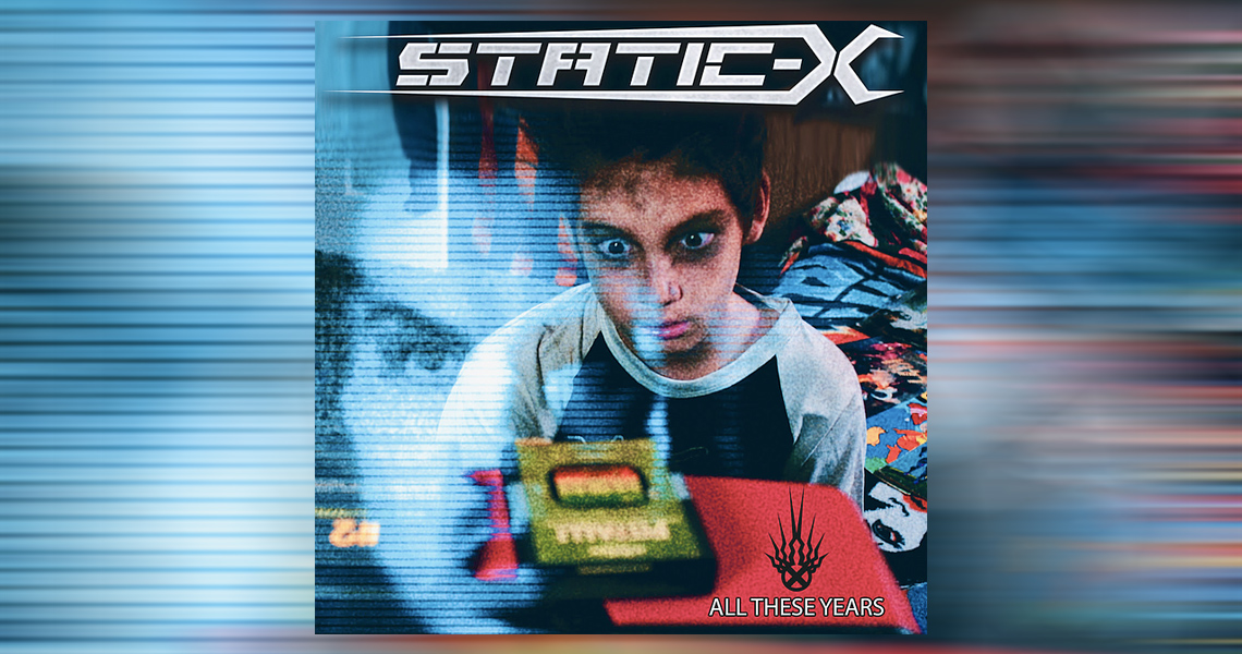 STATIC–X Cover