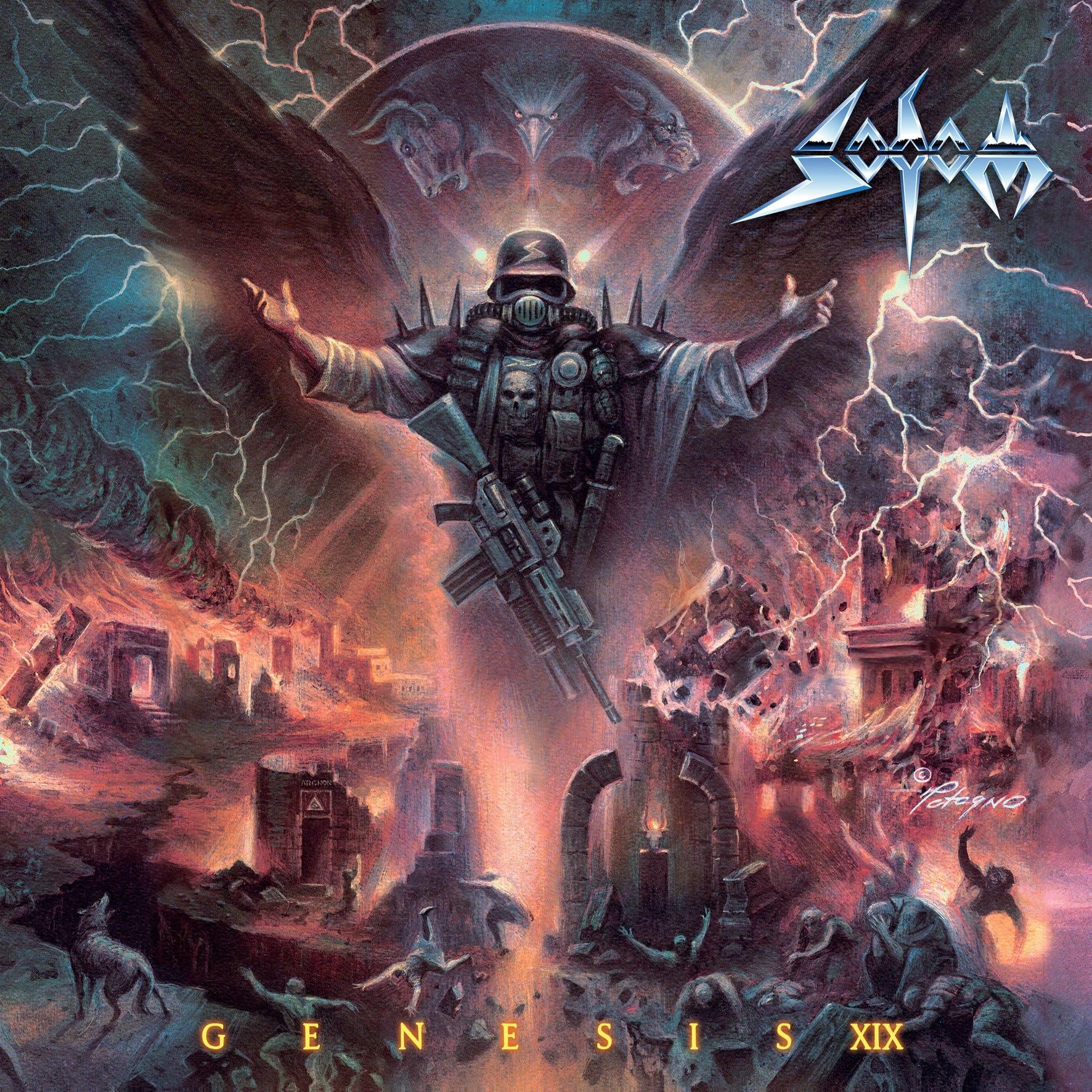 Sodom - Genesis XIX - Cover - Moshpipassion